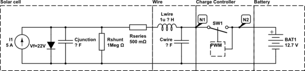 pwm solar charge controller circuit diagram wiring for air horn relay battery charging topology of charger electrical schematic