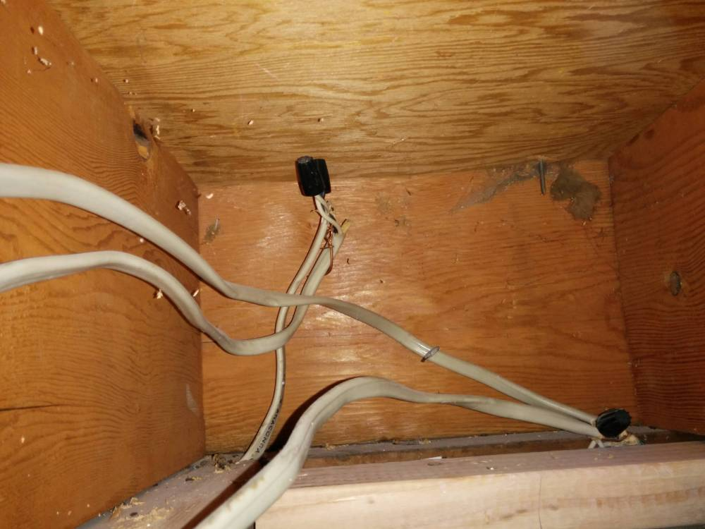 medium resolution of bad wiring
