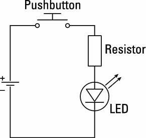 Led Light Circuit Diagram For Dummies Circuit Wiring For