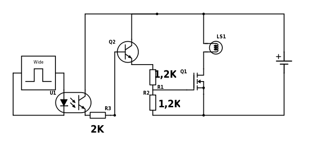 Why MOSFET transistor doesen't do the switching