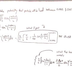 wavefunction problem wrong in solutions manual closed  [ 1408 x 864 Pixel ]