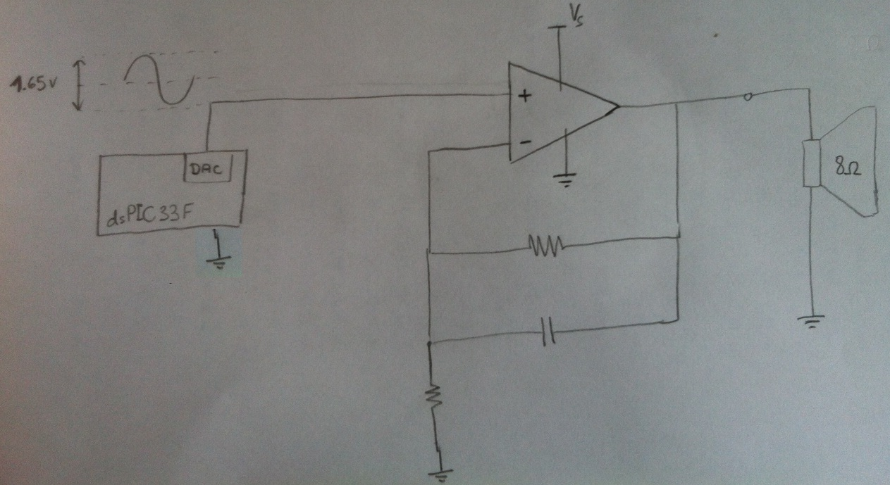 Audio Power Amplifier Circuit Using Lm386 Ic Circuits Gallery