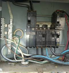 service box wiring wiring diagram expert service panel breaker box wiring electrical service box with no [ 3264 x 2448 Pixel ]