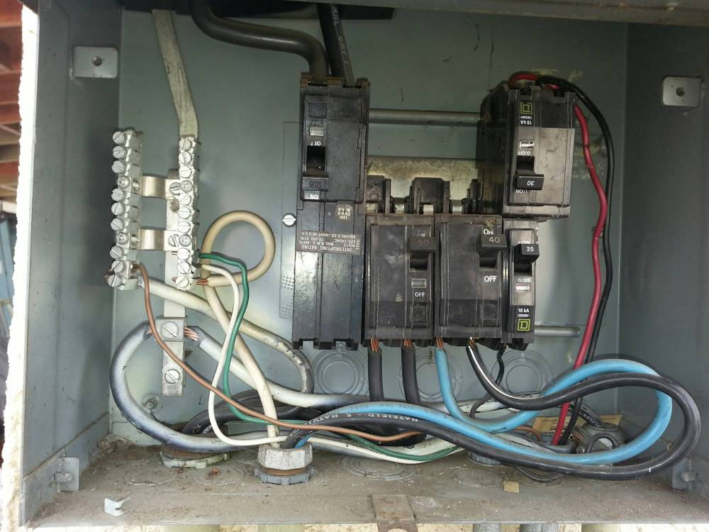 medium resolution of service box wiring wiring diagram expert service panel breaker box wiring electrical service box with no