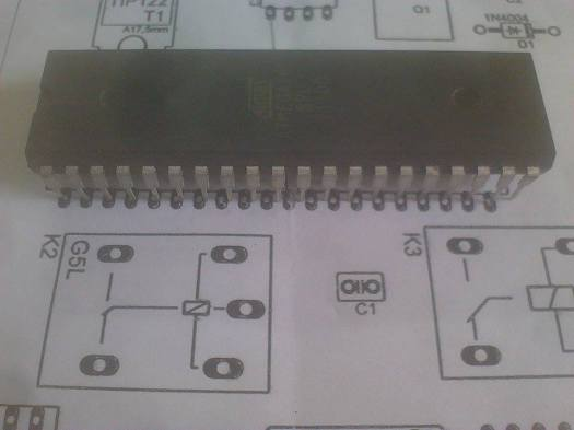 Real component doesn't match eagle printed layout test paper
