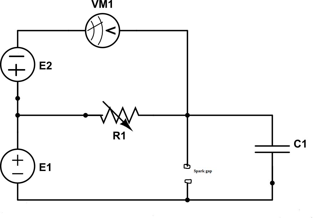 simple adjustable voltage source