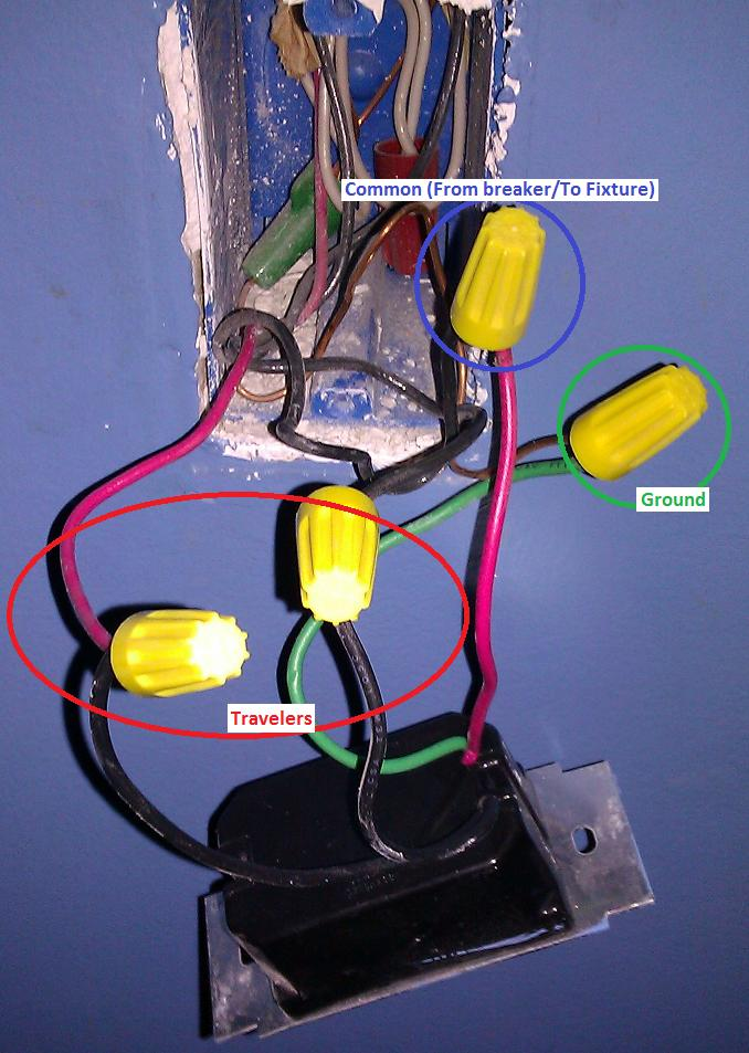 single light switch wiring diagram 2002 subaru impreza radio electrical how do i replace this dimmer to a conventional labeled wires