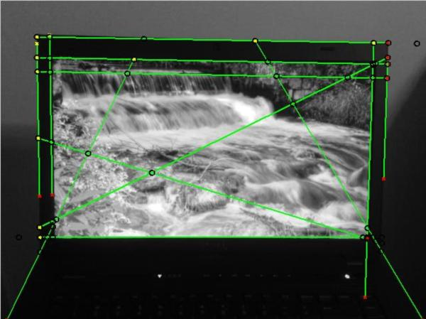 Extend Hough Lines Over Space Matlab - Year of Clean Water