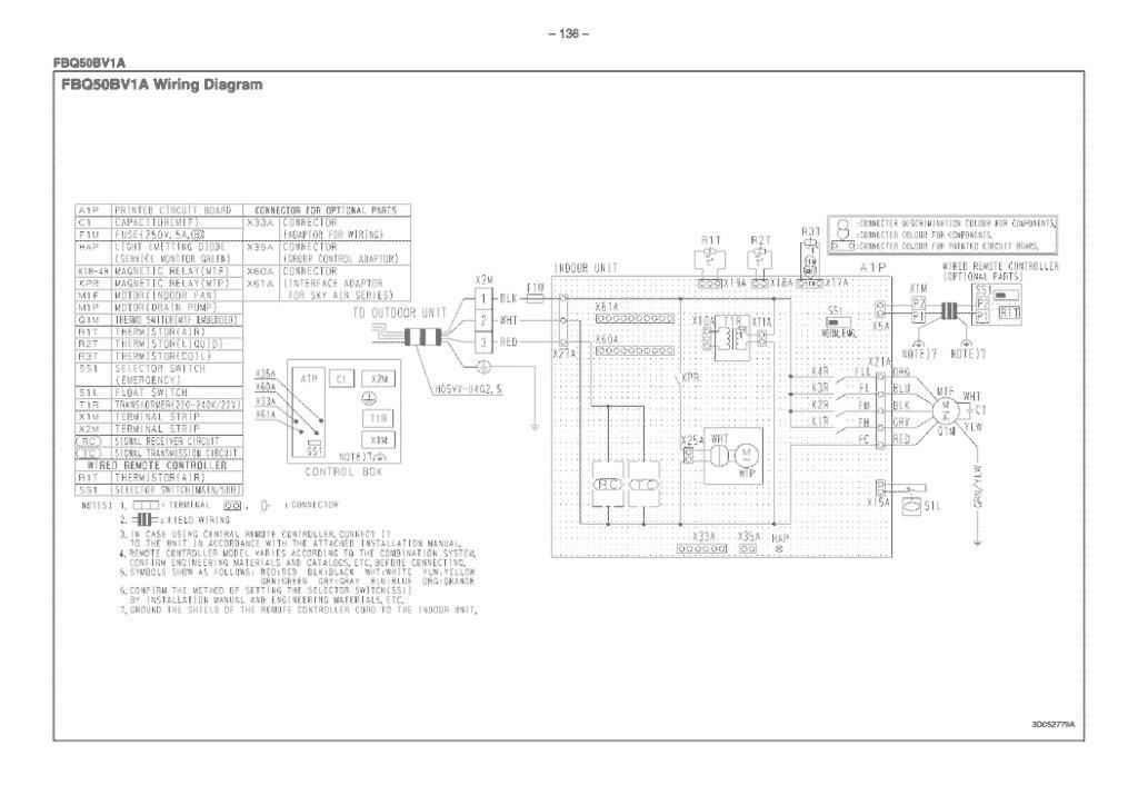 Determining How To Make 7-wire AC Motor Run Without Wiring