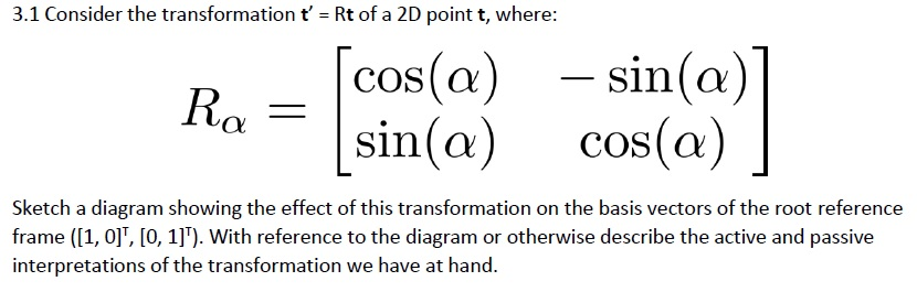 matrices - Question regarding basis vectors of root ...