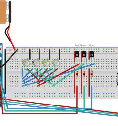 9v rgb led wiring diagram [ 2361 x 1374 Pixel ]