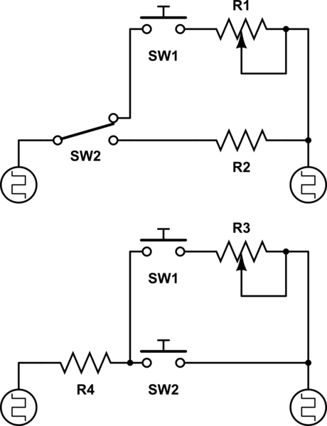 Potentiometer Switch W Micro Switch Wiring Diagram : 50