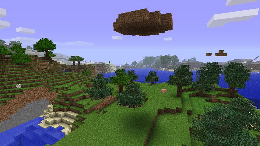 Minecraft Whats The Best Way To Get Grass Onto A Dirt