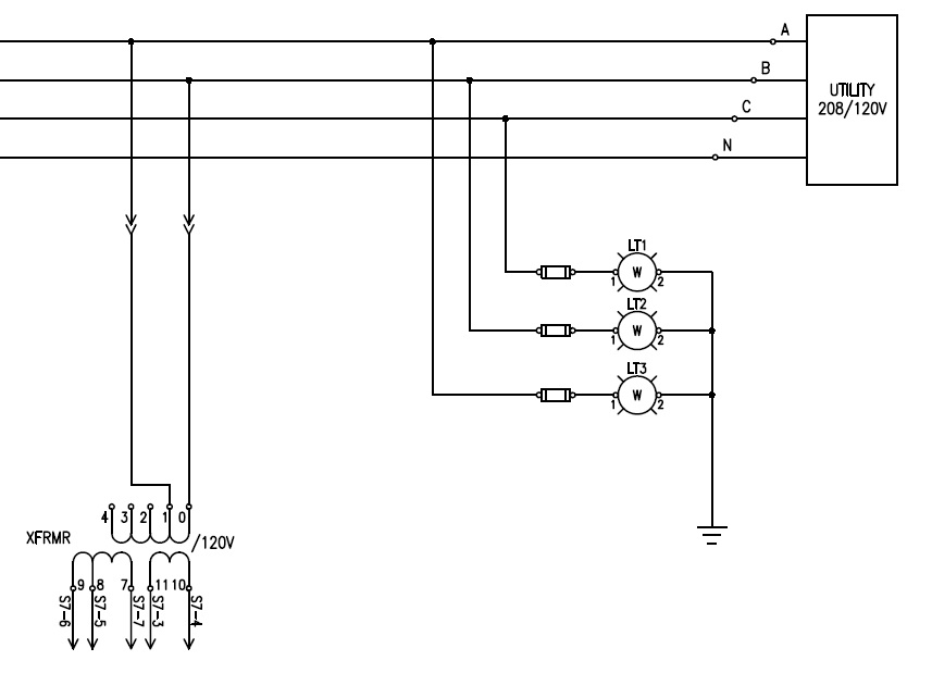 3 phase autotransformer wiring diagram 6 way for trailer lights delta transformer toyskids co voltage ok indicating electrical star connection open