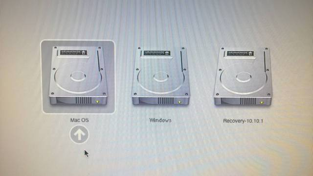 Windows boot camp option missing in Startup Disk selection - Ask