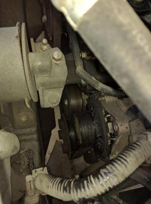 How to replace Alternator out (2001 Nissan Sentra