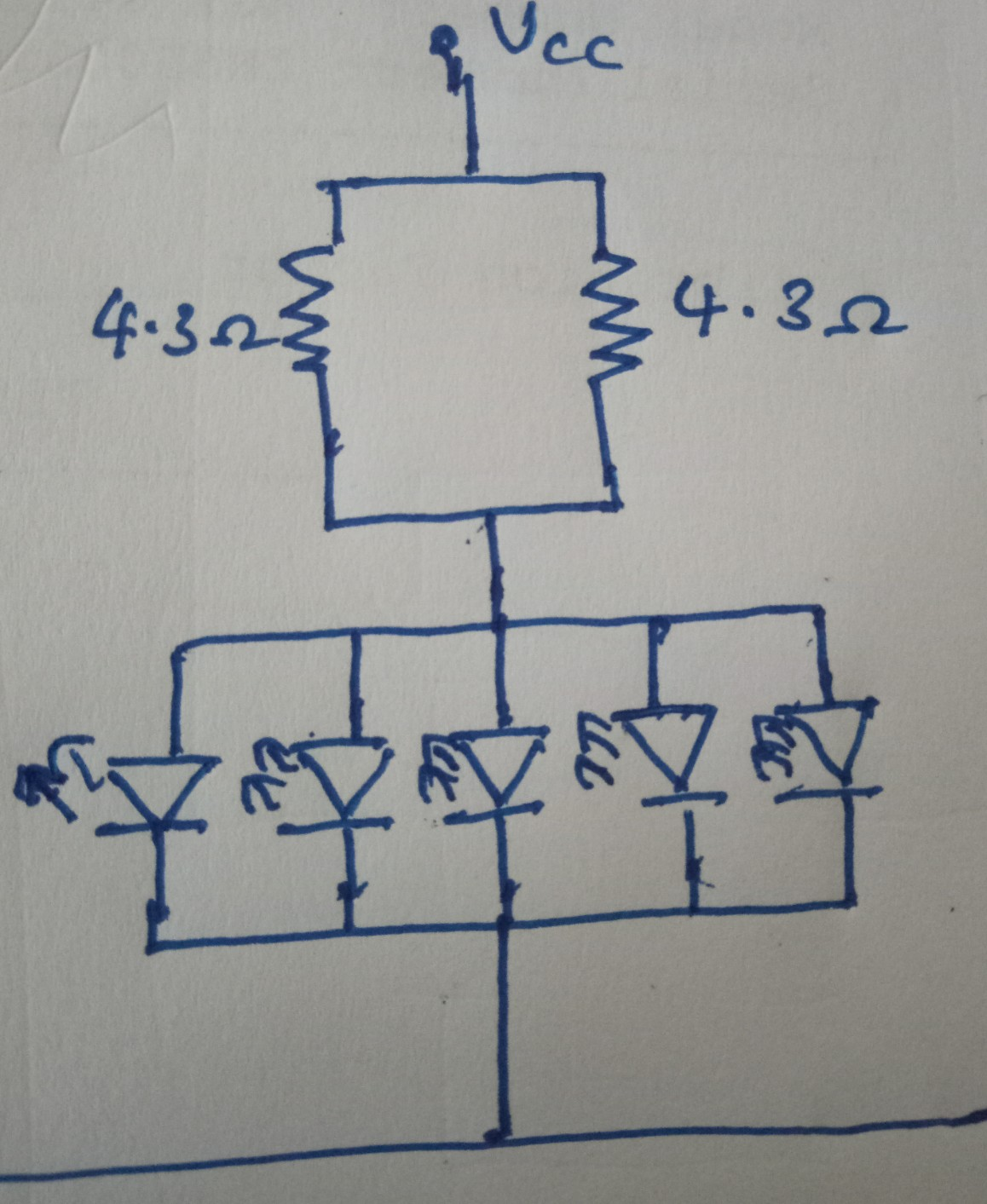 The Series Circuit Above Has Three Different Resistors