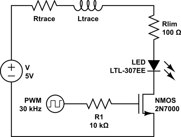 Reducing LED PWM Noise: Which is the best option