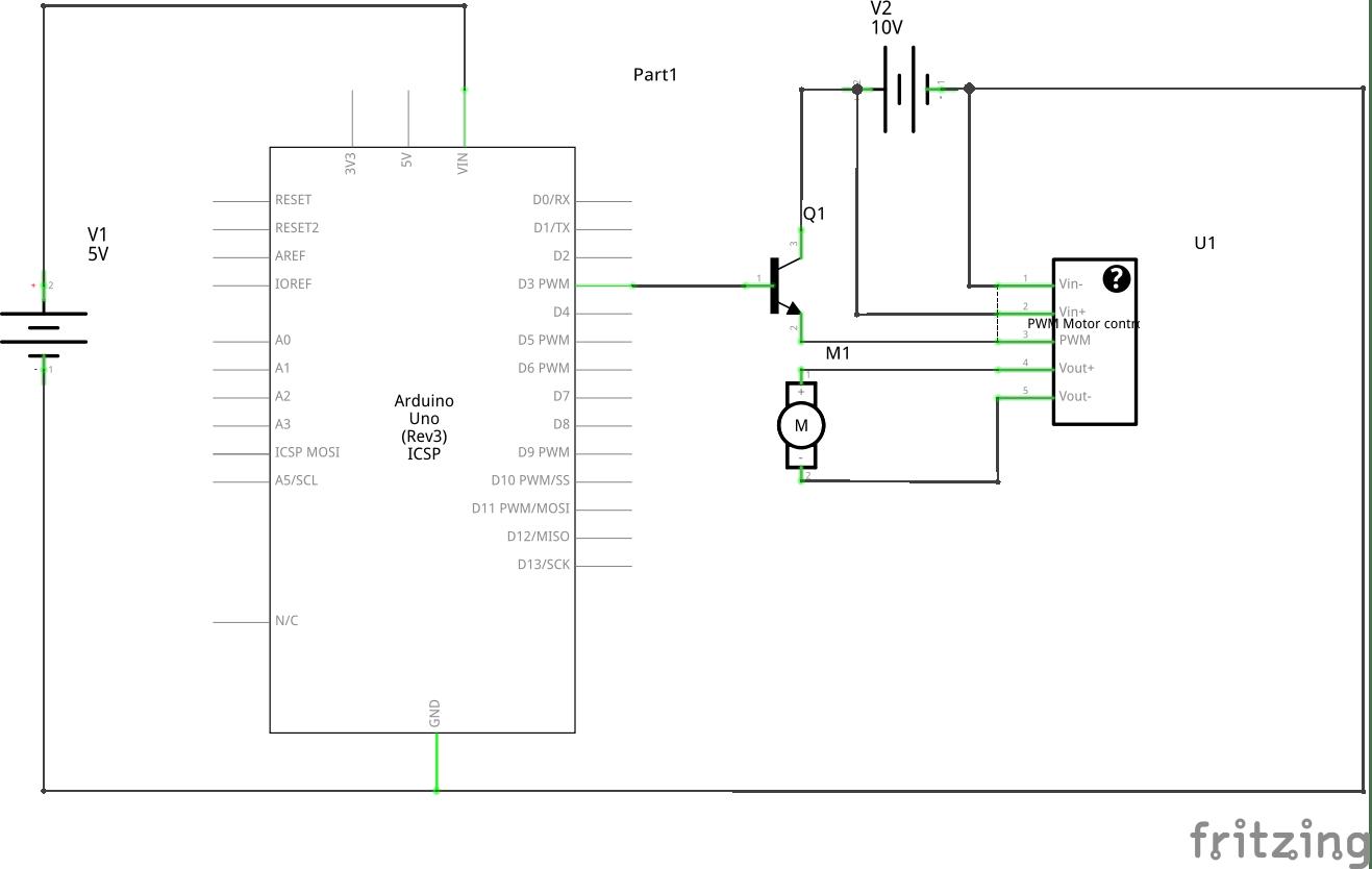 0 10v analog signal wiring sunflower anatomy diagram increasing arduino pwm voltage from 5v to using