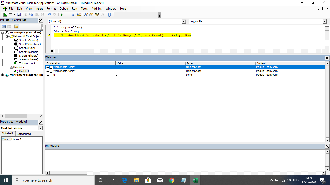 Excel Vba Run Time Error 424 Object Required