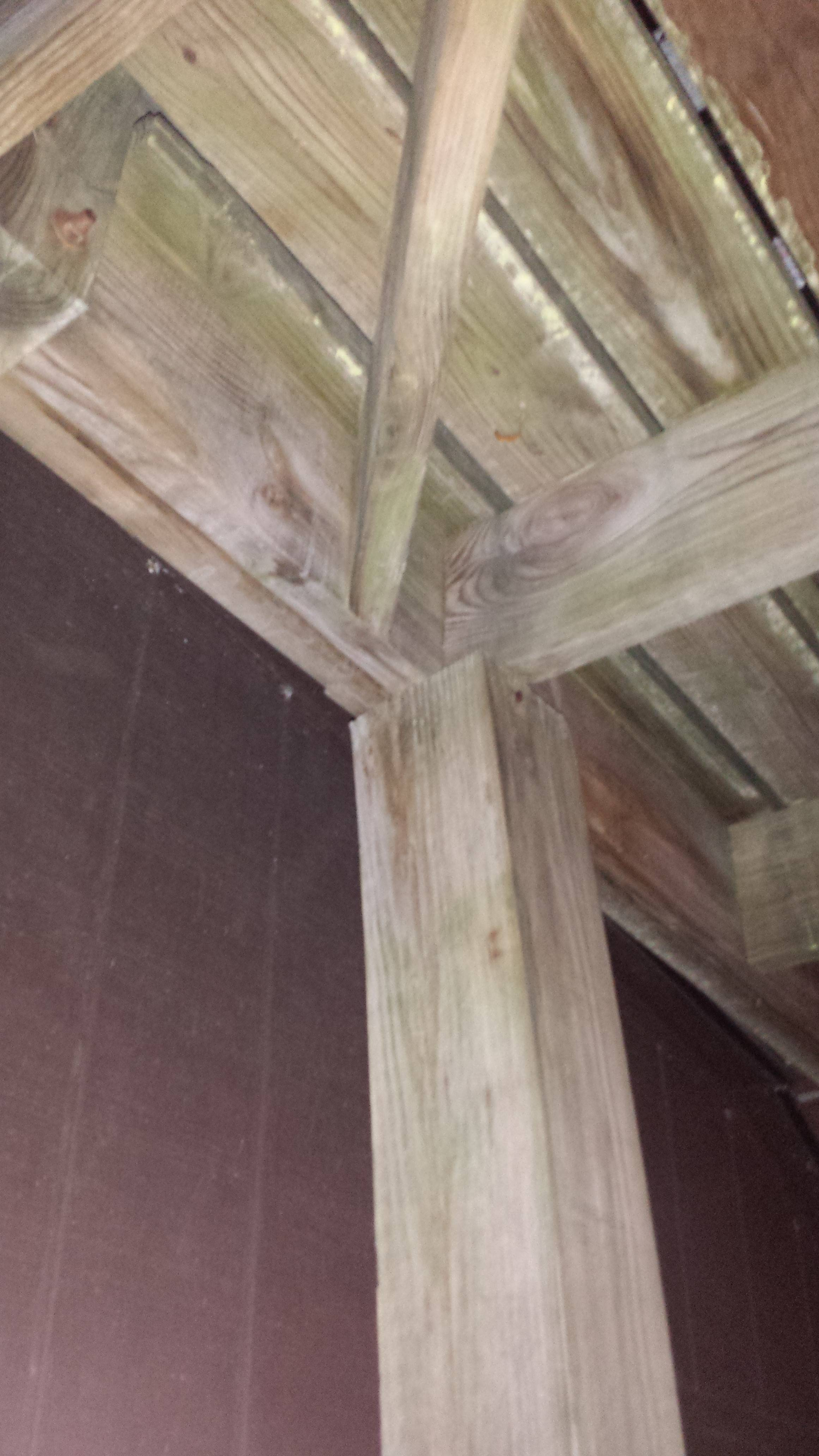 How To Install 4×4 Post On Concrete