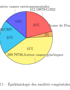 trying to make  pie chart with pgf package but when compile there are some number in front of the text like this also tikz help tex latex stack exchange rh texackexchange