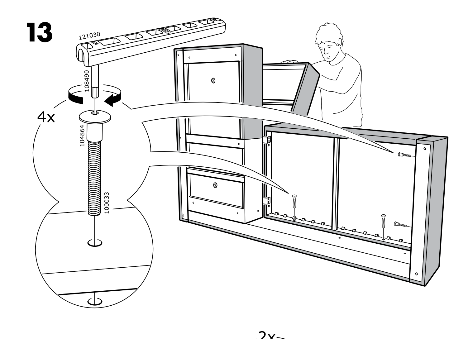 Self Assembly Furniture