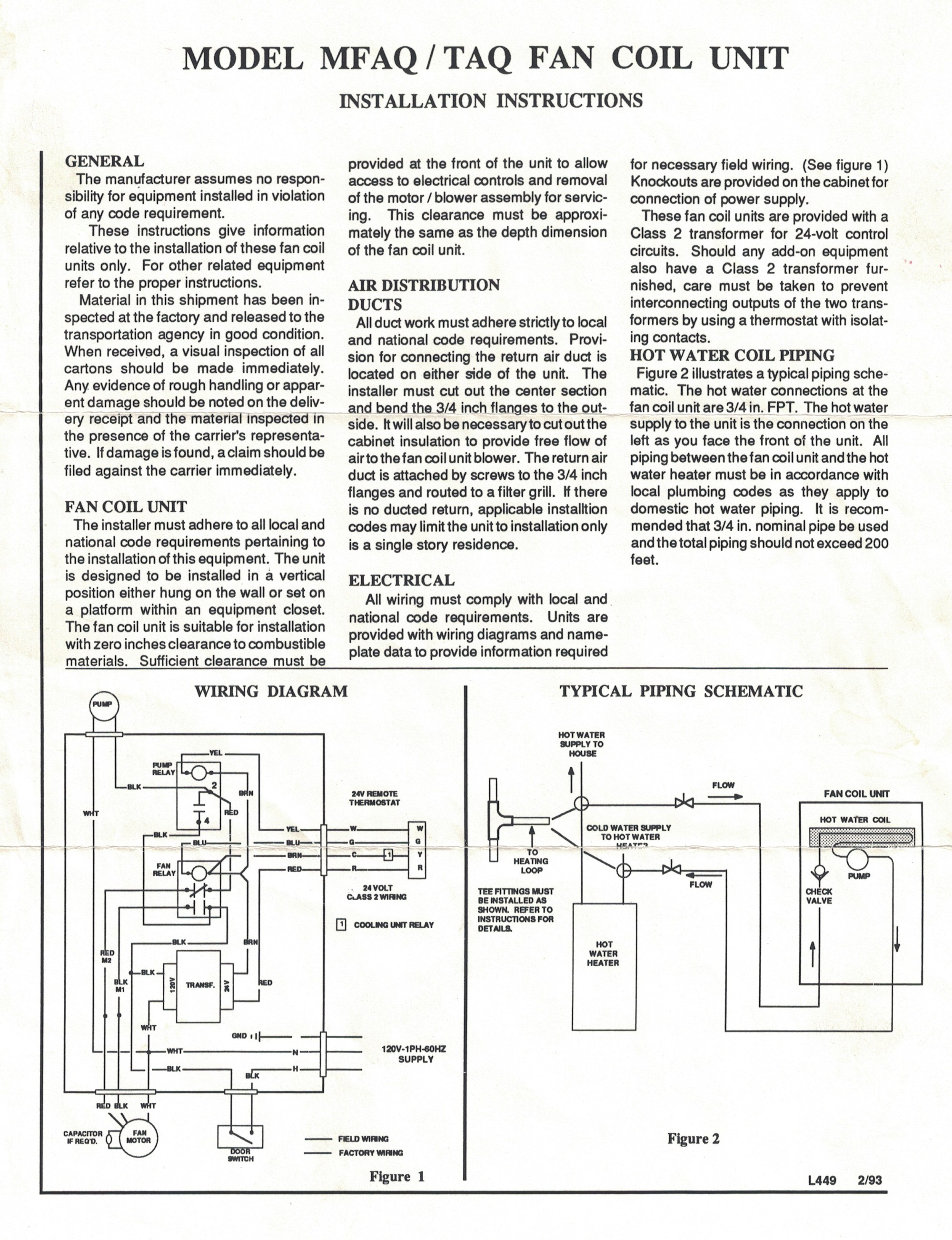 hight resolution of hvac connecting common wire from thermostat to air handler home wiring diagram honeywell rth2300b share the knownledge