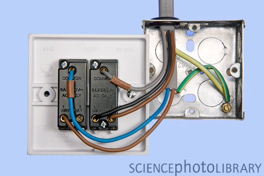 Double Switch Wiring Diagram UkWiring Diagram