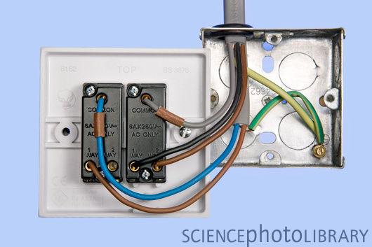 double light switch wiring  schematic wiring diagram ground