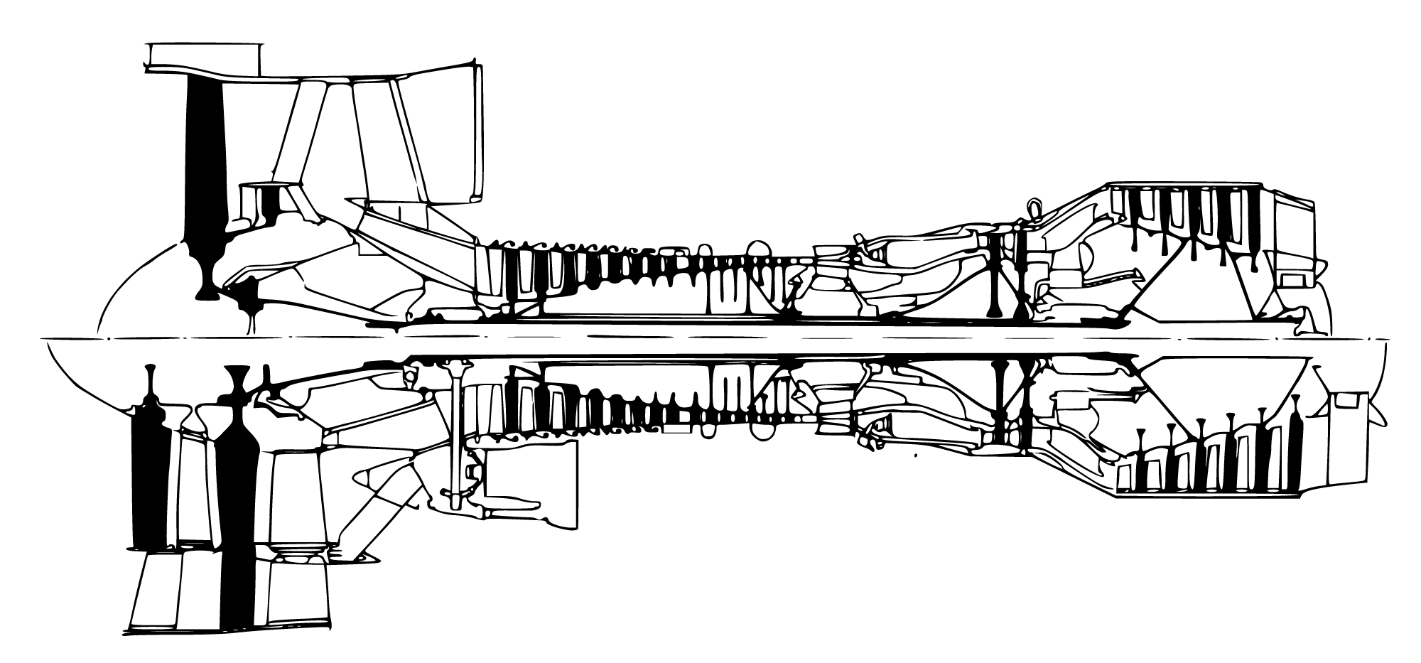 Ge T700 Cross Section