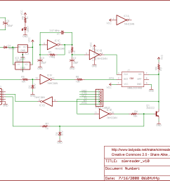 circuit diagram learning how does this sim card reader  [ 1508 x 1098 Pixel ]