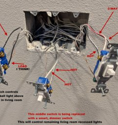wiring a 3 gang dimmer switch diagram wiring diagram page wiring a 3 gang dimmer switch [ 1002 x 798 Pixel ]