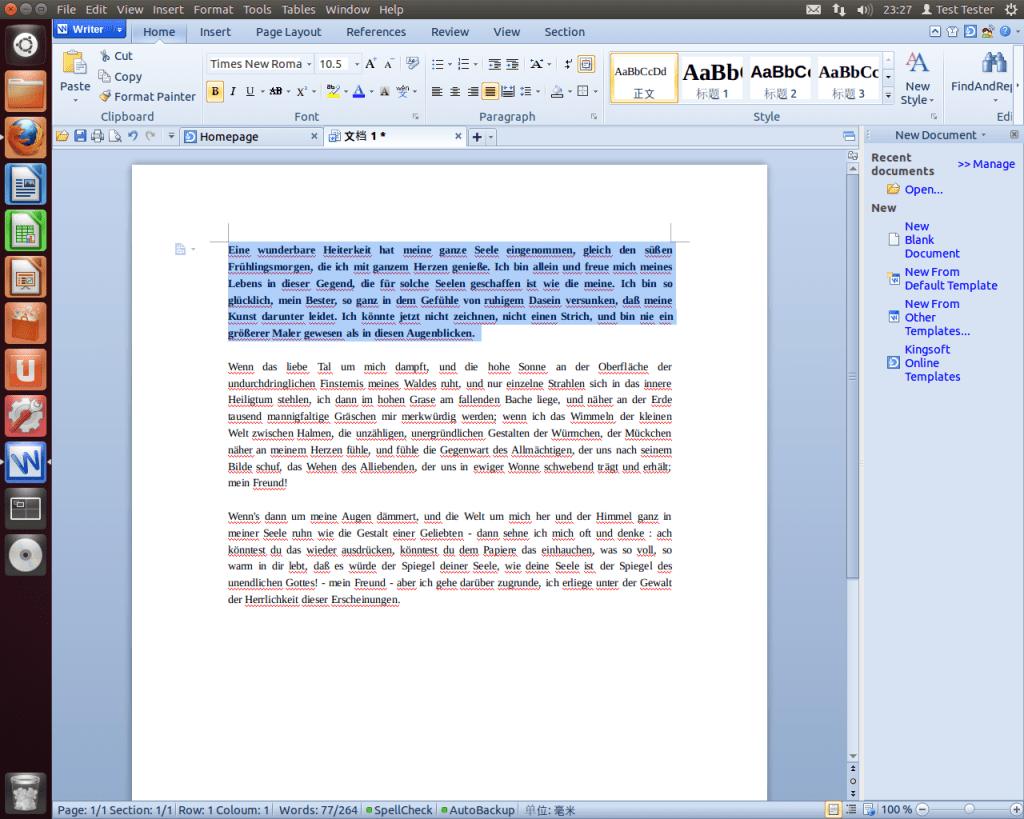 presentation - Is there any Microsoft Office alternative? - Ask Ubuntu