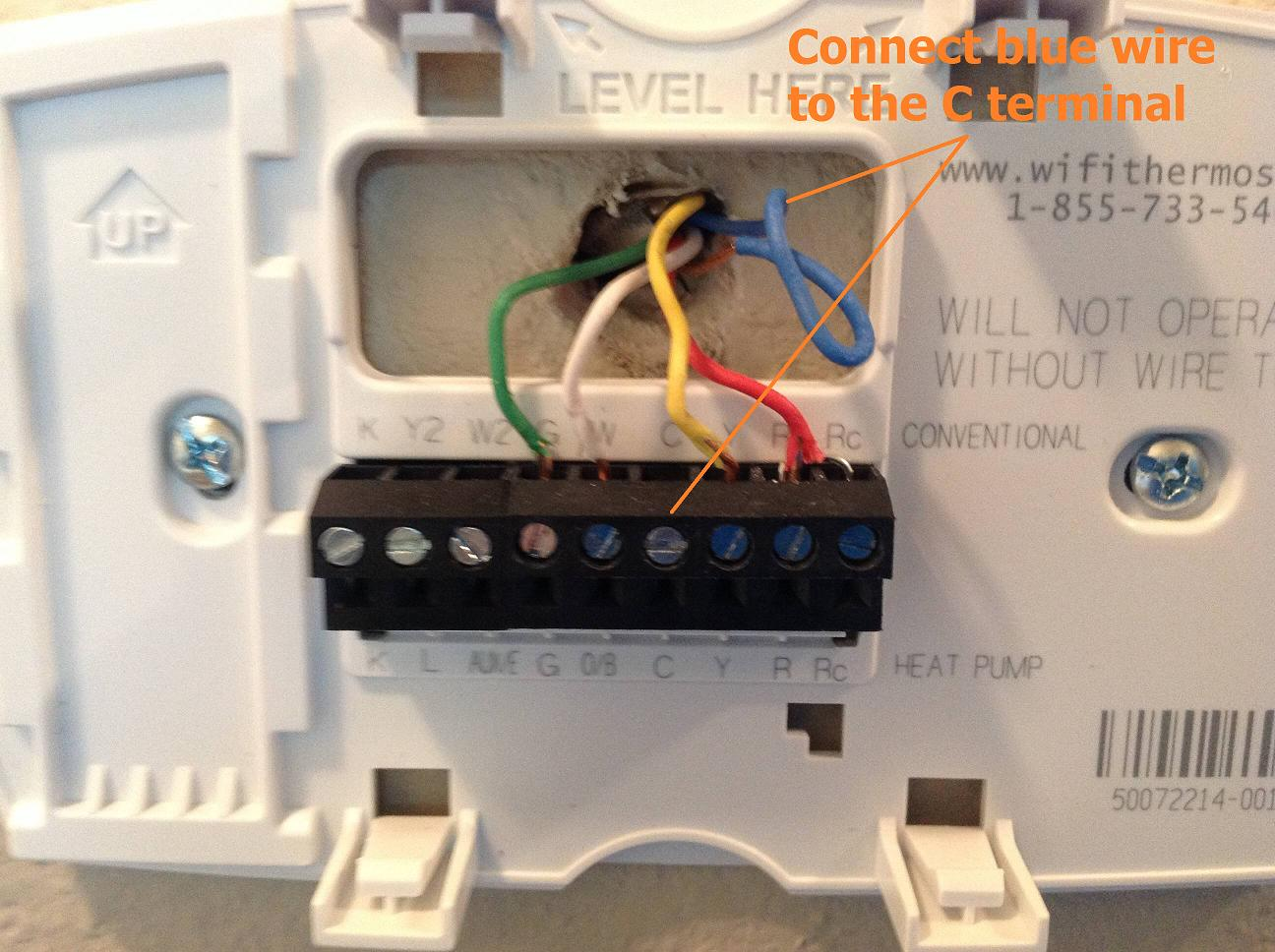 honeywell thermostat wiring diagram th4110d1007 copeland scroll single phase electrical installing of wi fi programmable