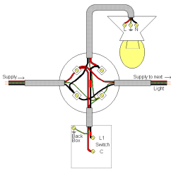 Light Wiring Diagram Australia Where Are My Lymph Nodes Located Electrical Why Is Australian Fixture Wired This Way Enter Image Description Here