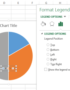 Enter image description here also microsoft excel how do  move the legend position in  pie rh superuser