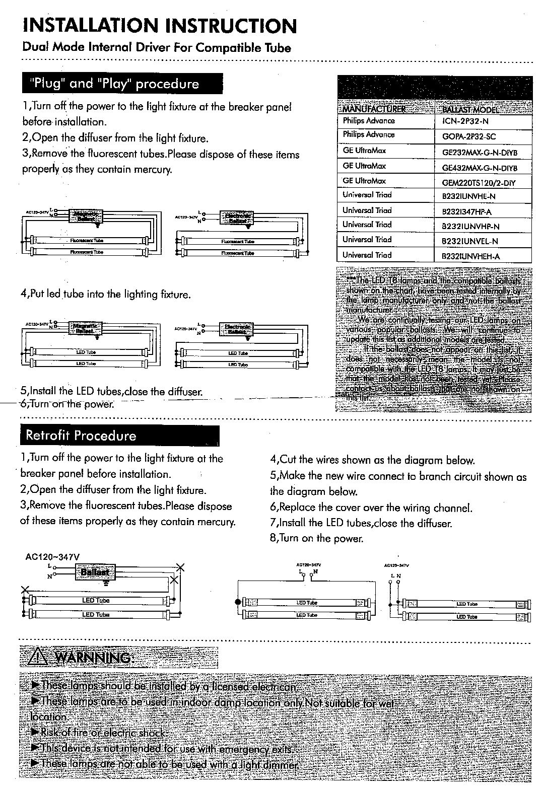 hight resolution of don t package insert from westgate