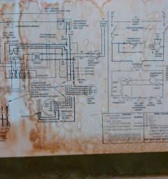 hvac replace old furnace blower motor with a new one but the wires furnace wiring box [ 2592 x 1944 Pixel ]