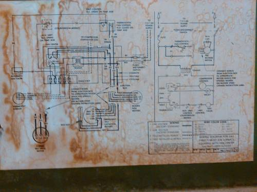 small resolution of hvac replace old furnace blower motor with a new one but the wires furnace fan center wiring diagram furnace fan wiring diagram