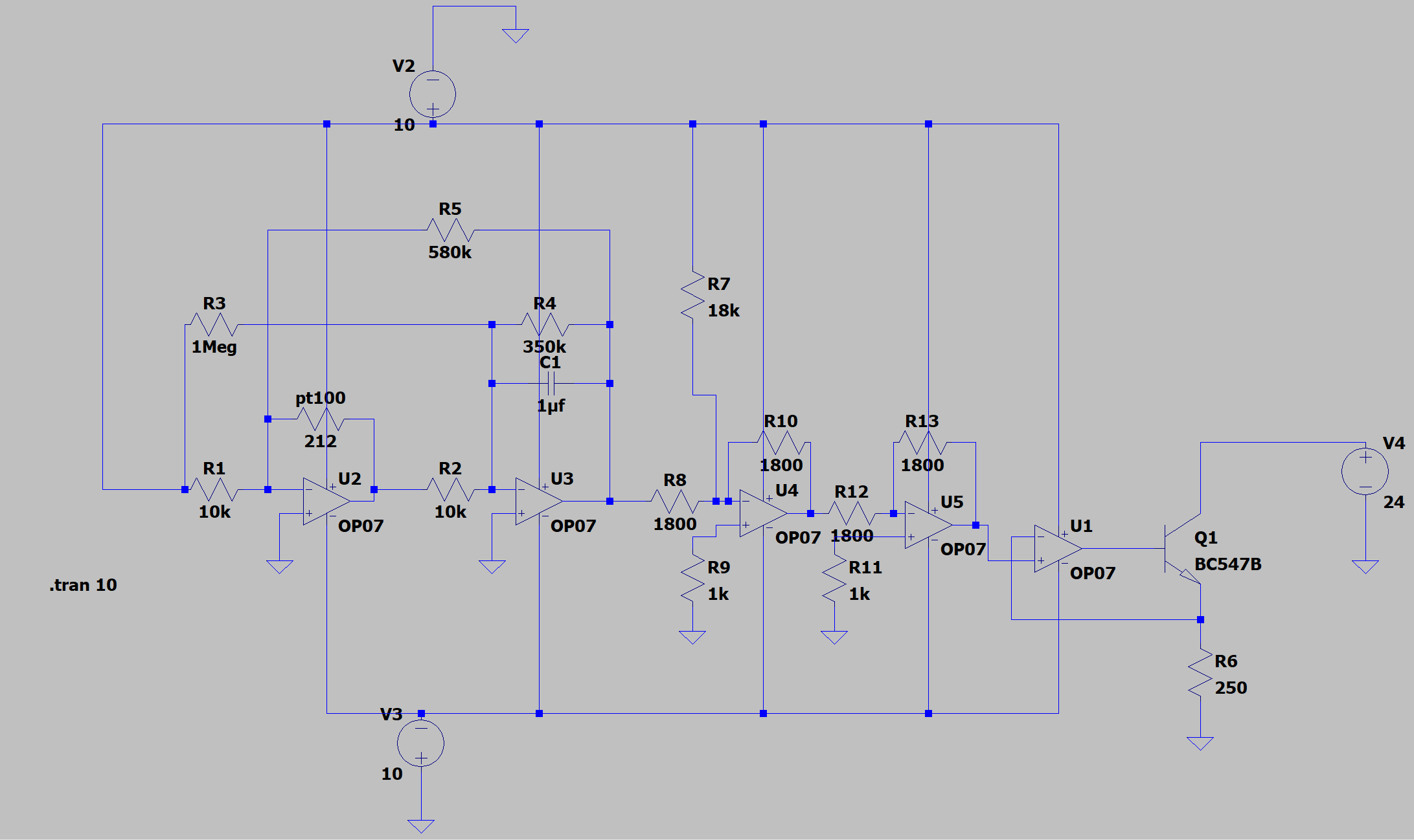 Designing Voltage To Current Converter 4 20 Ma