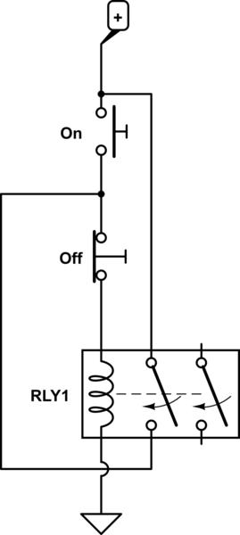 Push On Start Stop Wiring Diagram. . Wiring Diagram