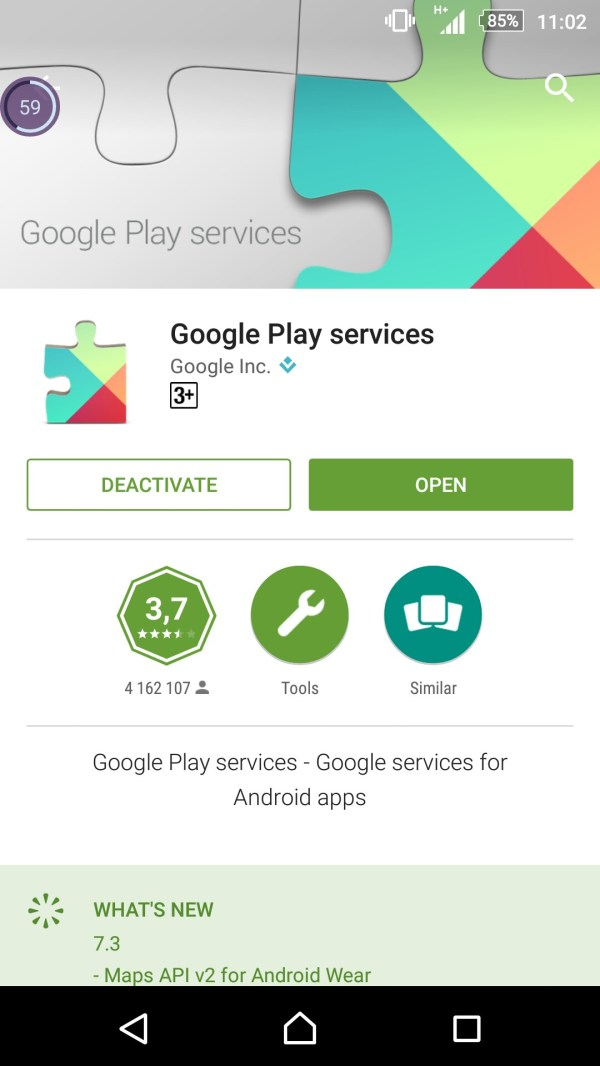 How Do I Update Google Play Services