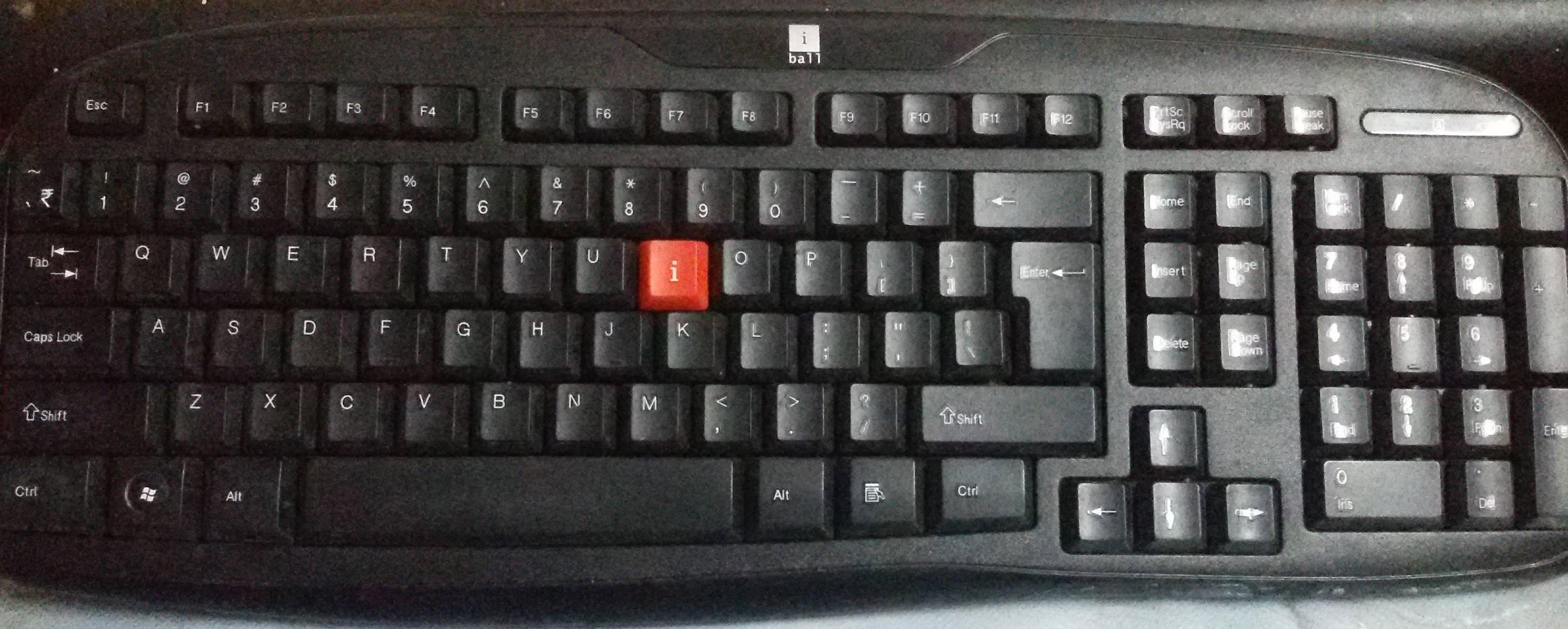 Computer Keyboard Diagram Computerapplications