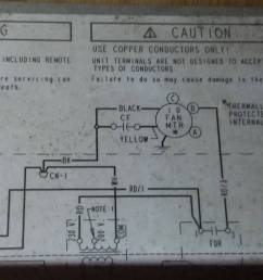 wiring a replacement hvac blower motor for an american standard heat air handler blower motor wiring diagram air handler motor wiring diagram [ 4032 x 1596 Pixel ]