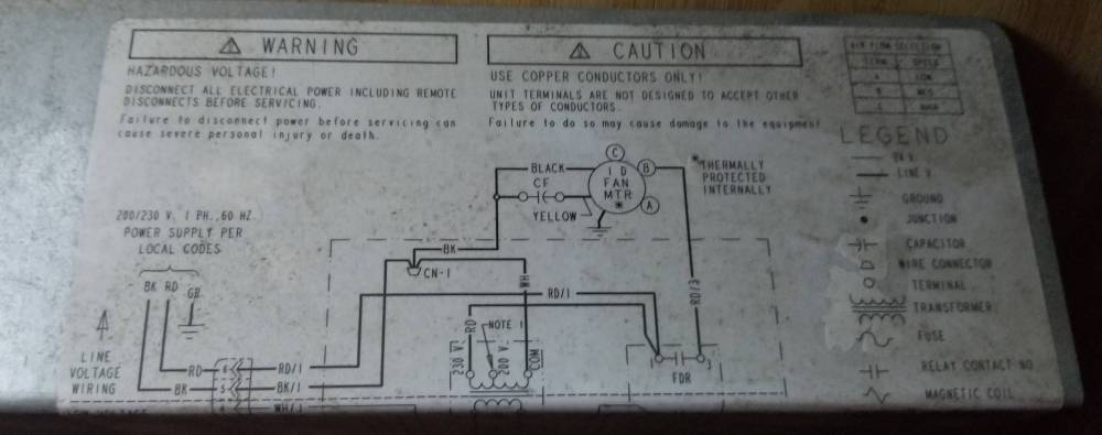 medium resolution of  wiring diagram image 2 of 2 wiring hvac electric motor blower