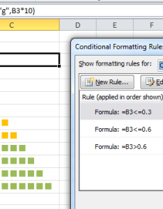Enter image description here also excel conditional formatting data bars based on color stack overflow rh stackoverflow