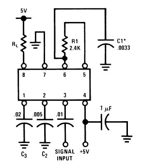 Lm567 Tone Decoder Ic Features And Parameters Explained