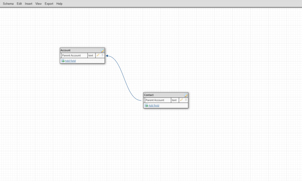 medium resolution of  schema builder enter image description here