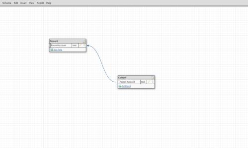 small resolution of  schema builder enter image description here